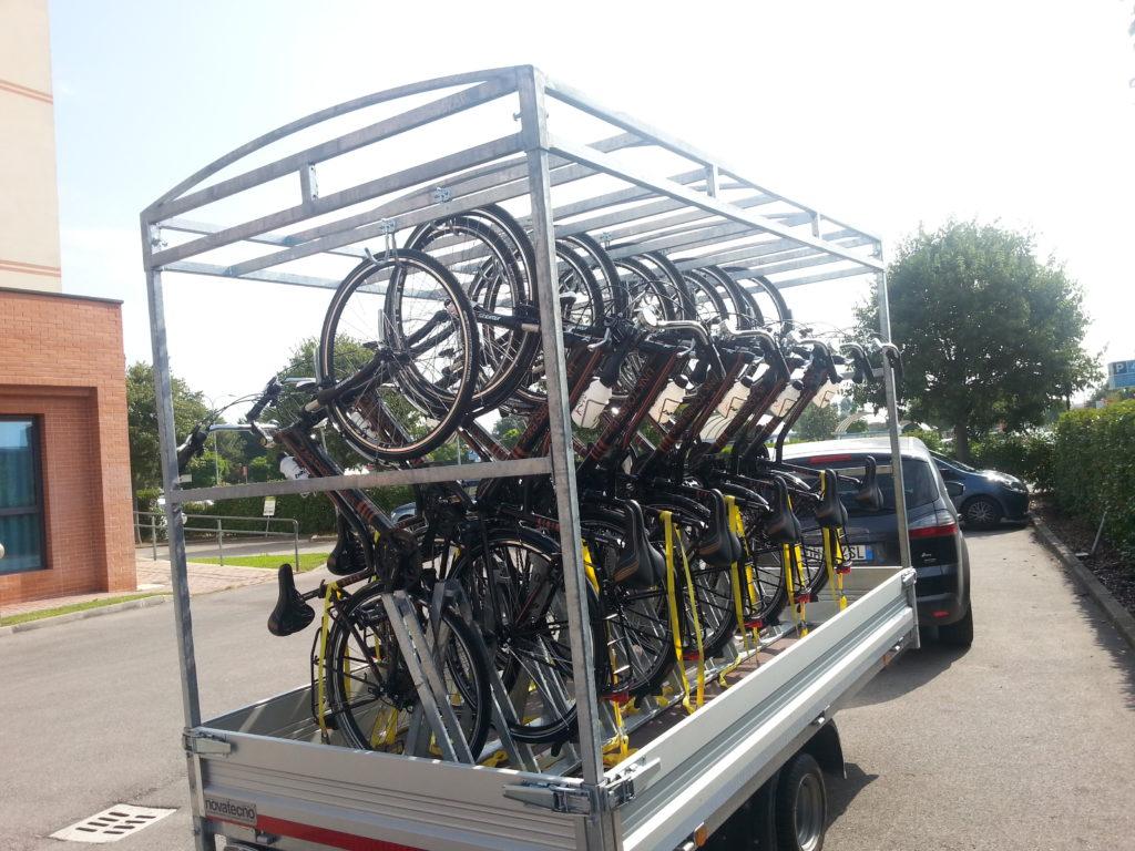 Carrello Biciclette | Link Tours Bike