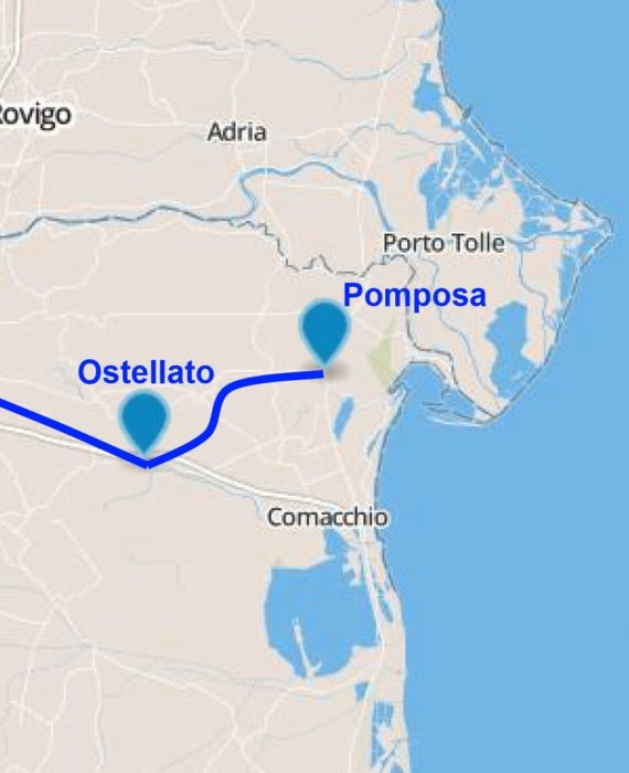 Week-end all'aria aperta in bicicletta a Ferrara e nella sua provincia | Link Tours Bike