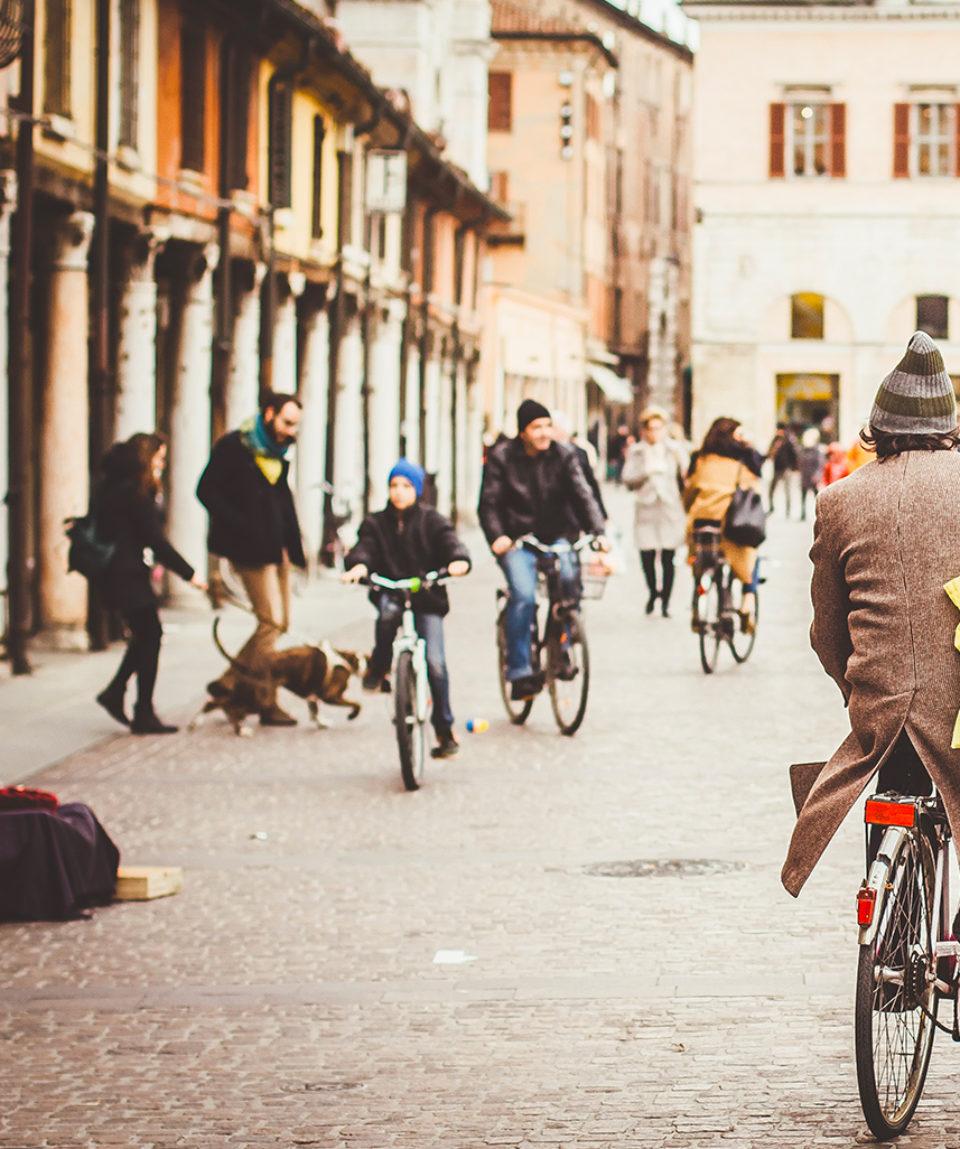 Ferrara | Link Tours Bike
